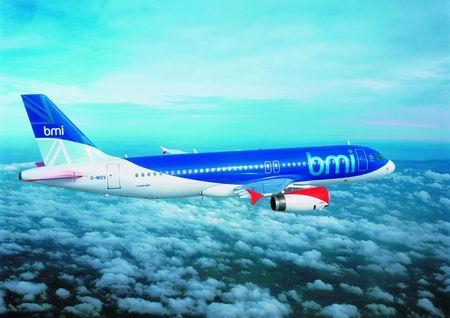 Моя история получения визы в Англию - Авиакомпания BMI
